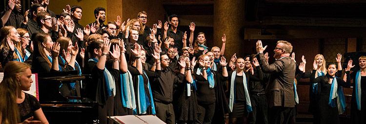 Ellison Choir