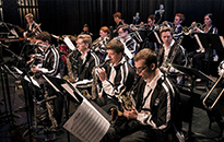 Conn-Selmer Centerstage Jazz Band (sponsored by Conn-Selmer Inc.)