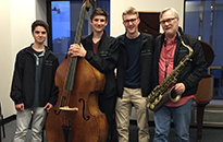 National Youth Jazz Combo (sponsored by Humber College)