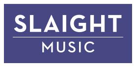 Slaight Family Foundation/Slaight Music