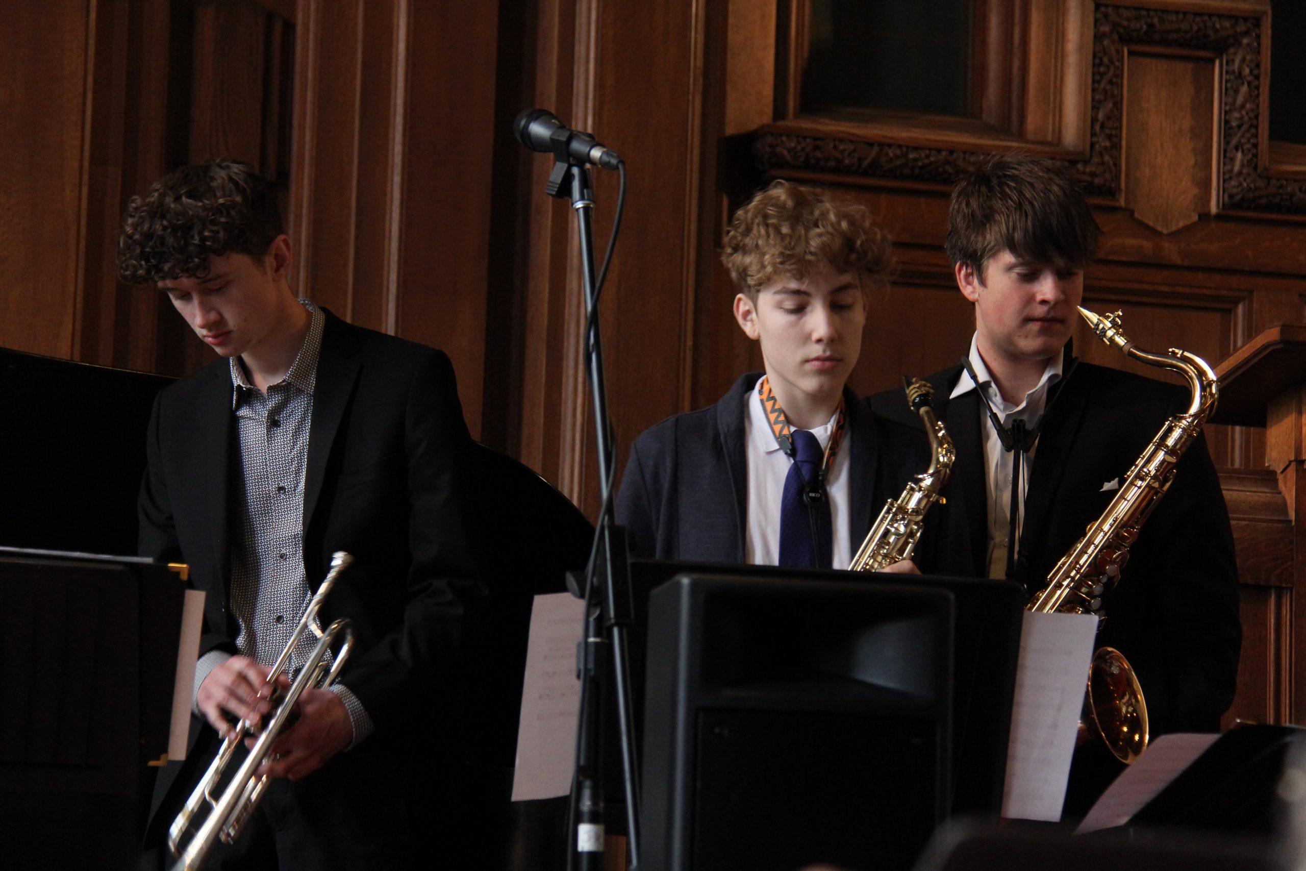 National Youth Jazz Combo (sponsored by York University)